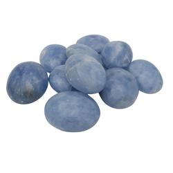 Blauwe Calciet 115-120 gram