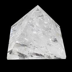 Bergkristal piramide  8x8cm