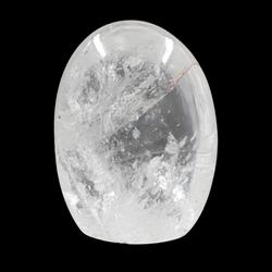 Bergkristal staand  hoog 8,5