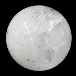 Bergkristal bol 8cm