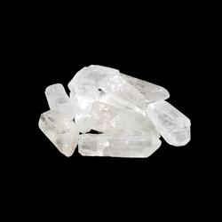 Bergkristal brokje ruw