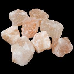 Zoutkristal ruw
