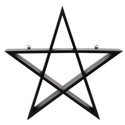 Pentagram wanddecoratie