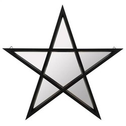Pentagram spiegel