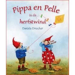 Pippa en Pelle in de herfstwind