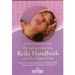 Het oorspronkelijke Reiki handboek van dr. Mikao Usui