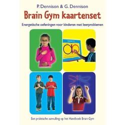 Brain Gym kaartenset