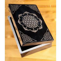 Tarot of sieradendoos lotus zeepsteen