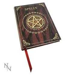 Spreukenboek Rood 17cm