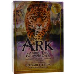 The Ark Animal Tarot & Oracle Cards Deck