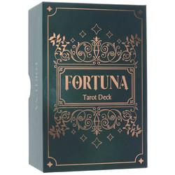 Fortuna Tarot Deck Emerald Anima