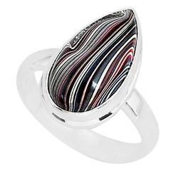 Zilveren ring Fordiet