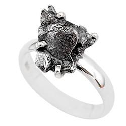 Zilveren ring Campo del Cielo