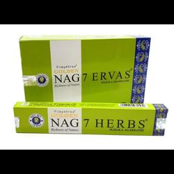 Wierook Golden Nag 7 Herbs (15 g)