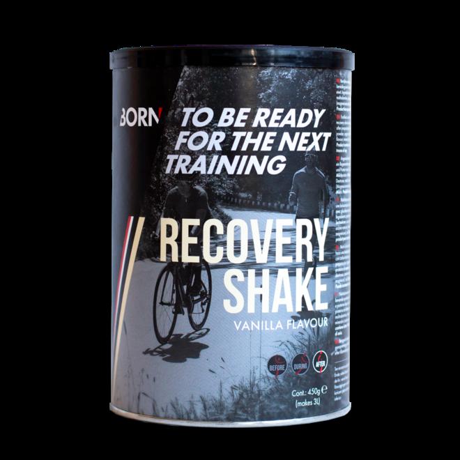 Born Recovery Shake Vanille