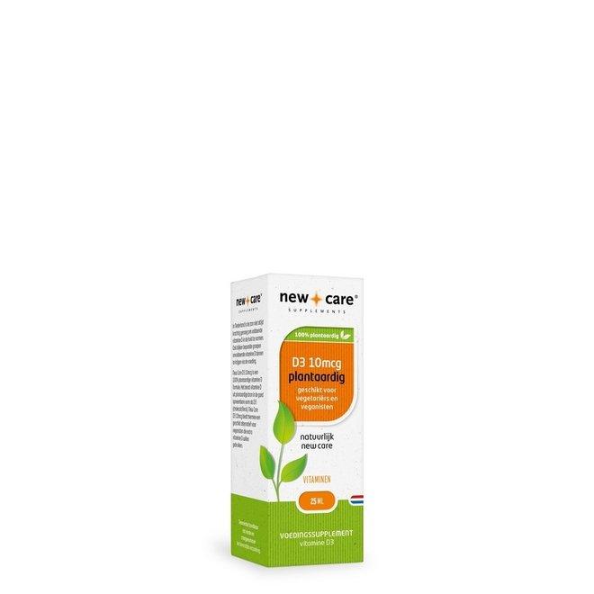NewCare D3 10mcg plantaardig