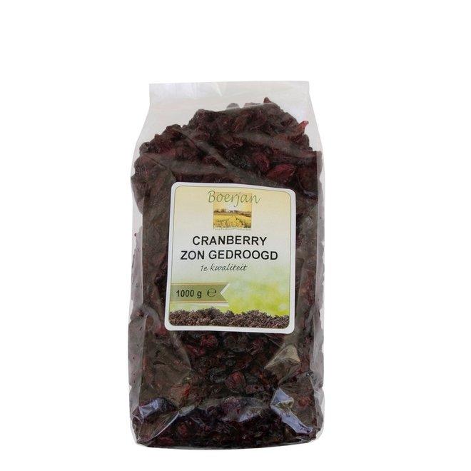 Boerjan cranberries