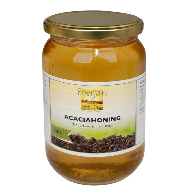Boerjan Acacia honing
