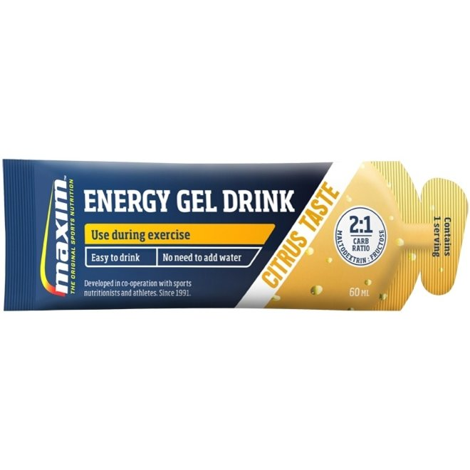 Maxim Energy Gel Drink Citrus