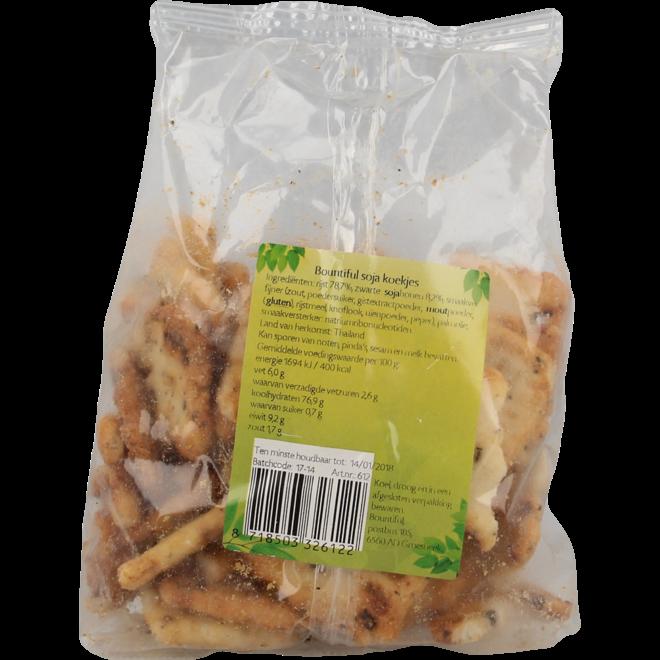 Bountiful Rijstcrackers Soya Cookie