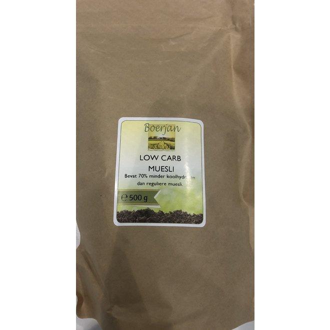 Boerjan low carb muesli