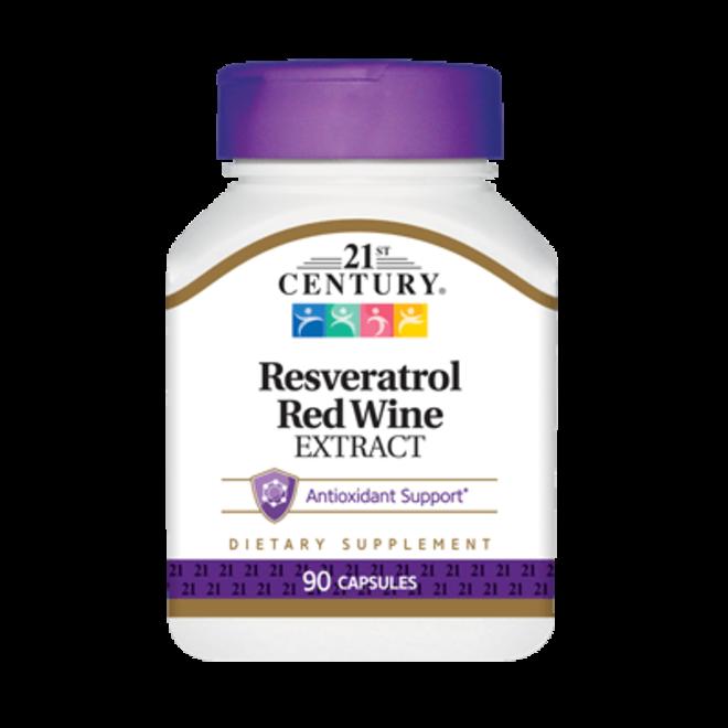 21Century Resveratrol 200mg