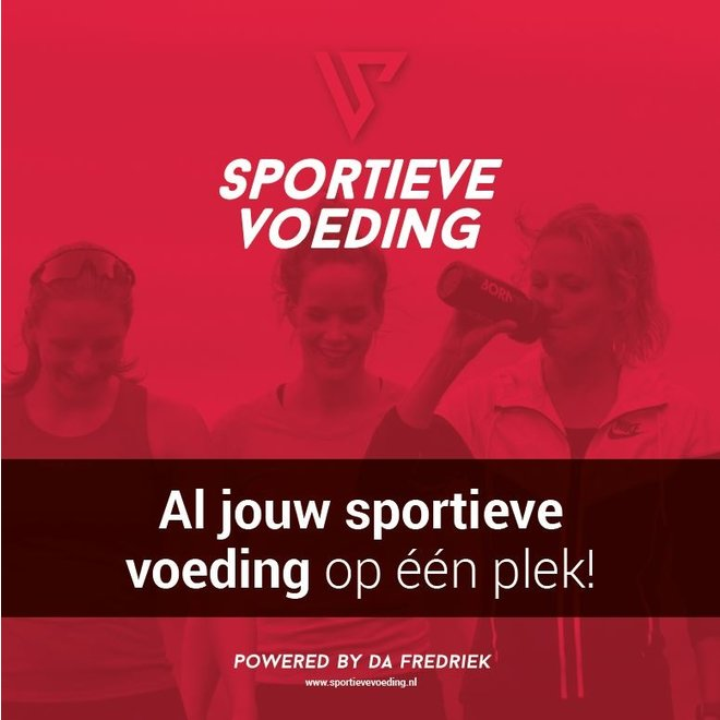 Sportieve Voeding Cadeaubon