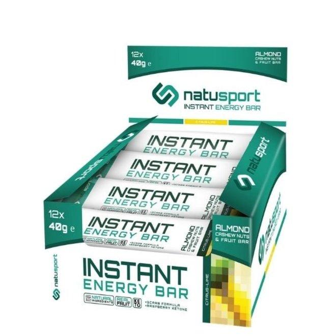 Instant Energy Bar Citrus Lime