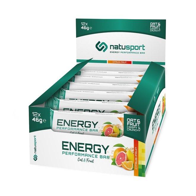 Energy Performance Bar Citrus Fruit