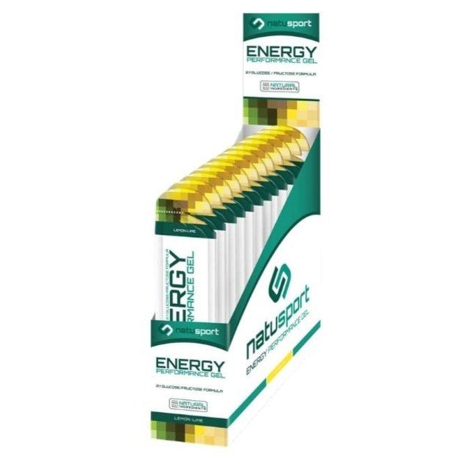 Energy Performance Gel Lemon Lime