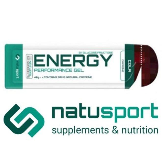 Energy Performance Gel Cola & Cafeïne