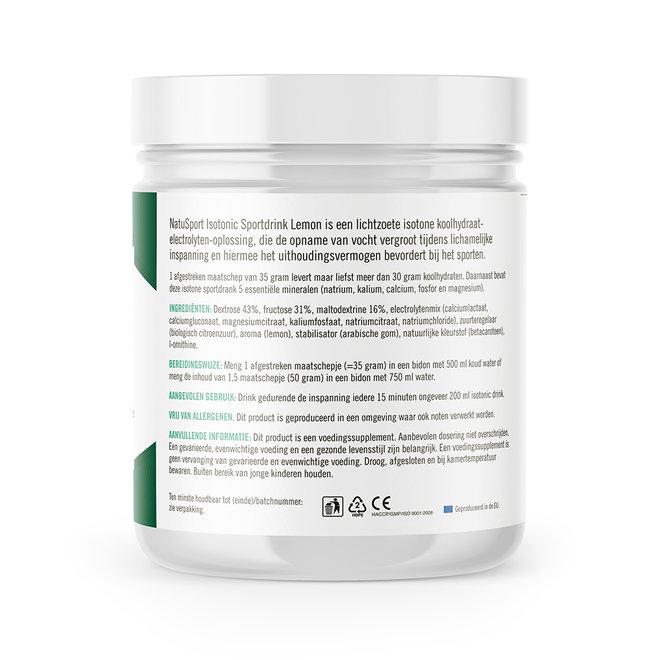 Isotonic Sportdrink Orange 400 gram