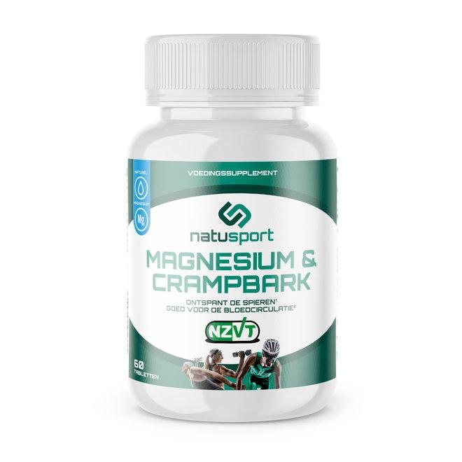 Magnesium & Crampbark 60 Tabletten