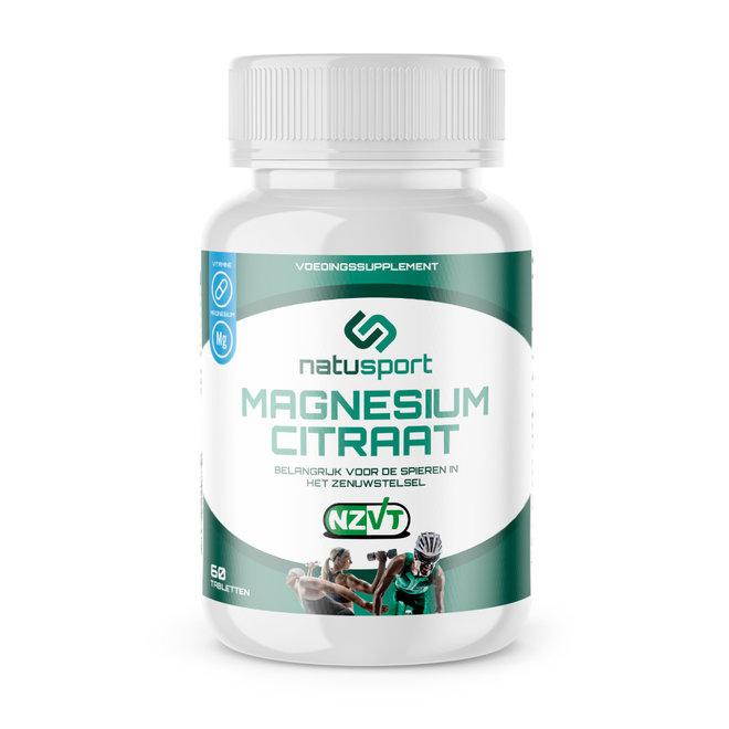 Magnesium Citraat 60 Tabletten