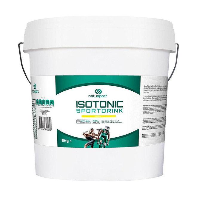 Natusport Isotonic Sportdrink Lemon