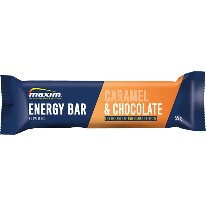 Maxim Energy Bar Caramel/Chocolate