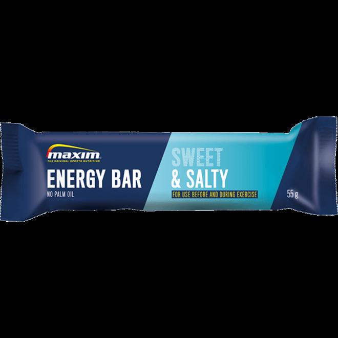 Maxim Energy Bar Sweet & Salty