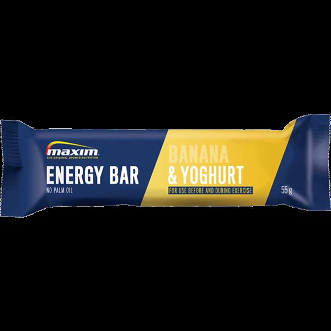 Maxim Energy Bar Banana/Yoghurt