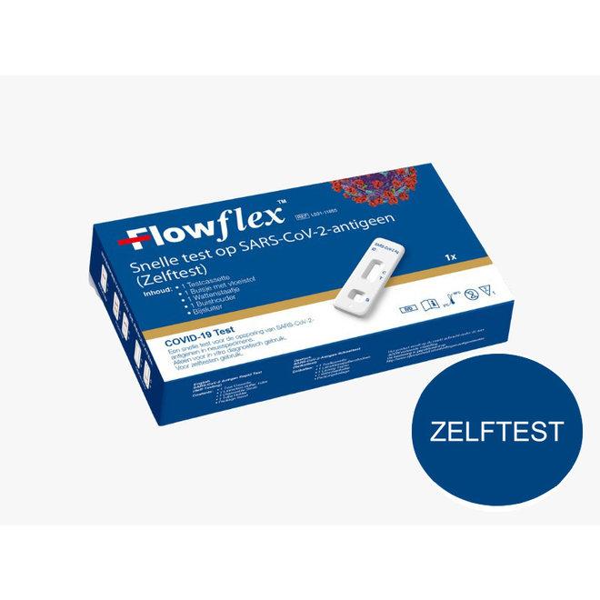 flowflex corona zelftest 1st verpakking