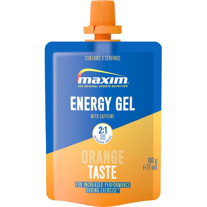 Maxim Energy Gel Orange + caffeine