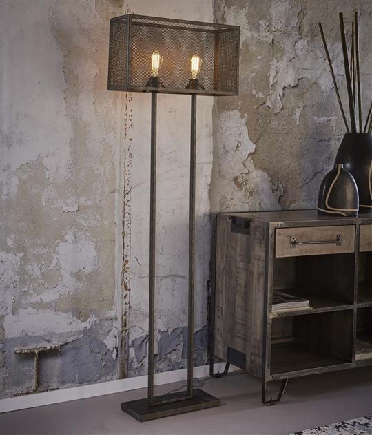 Stehlampe Brighton Vintage Industrial Super Preise Dimehouse