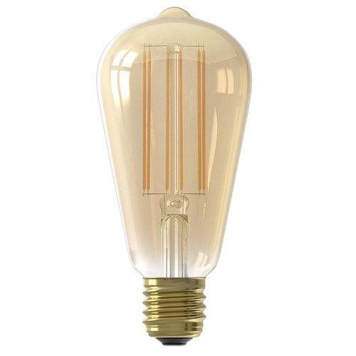 Dimehouse Druppel Glühbirne LED Filament 4W
