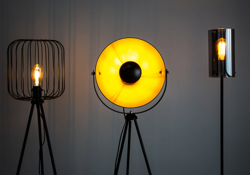Stehlampen Industrial
