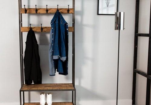 Garderoben Industrial