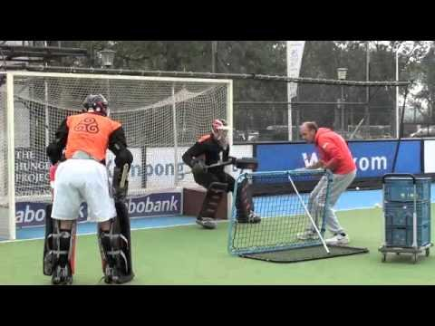 Hockeytraining