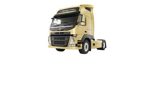 Volvo FM4 Parking Coolers