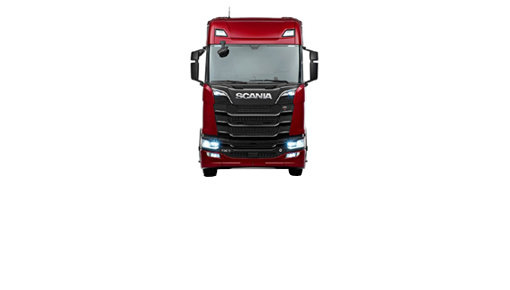 Scania S NextGen Parking Coolers