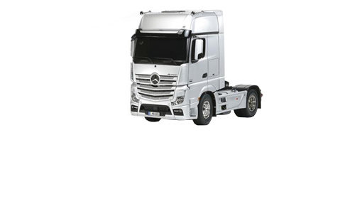 Mercedes Actros MP4 Parking Coolers