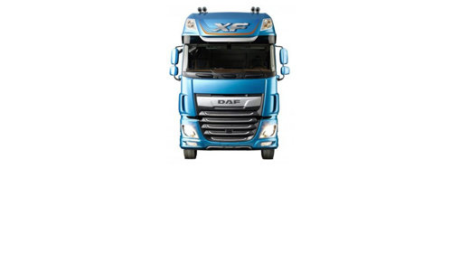DAF XF Euro 6 Parking Coolers