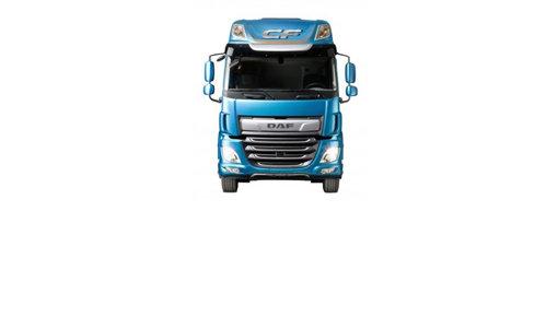 DAF CF Euro 6 Refroidisseurs de Stationnement